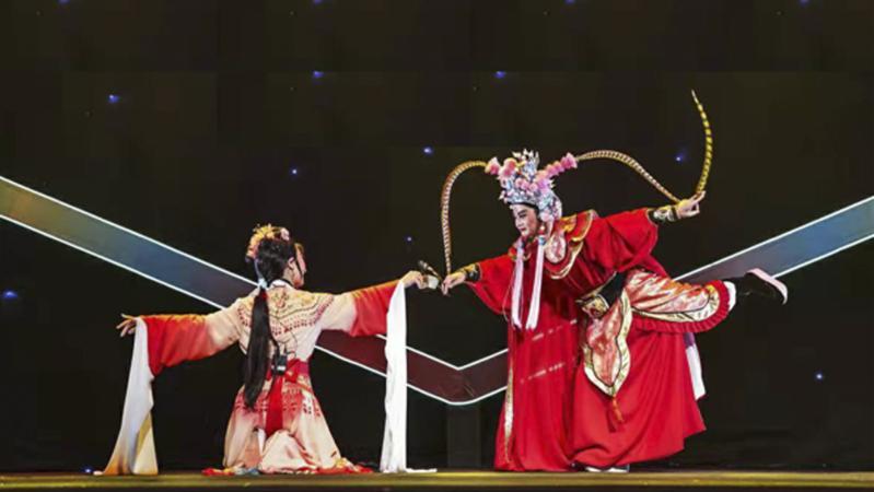 青年戏剧月、文艺展演、小戏小品曲艺大展......鹏城戏剧嘉年华在罗湖举办