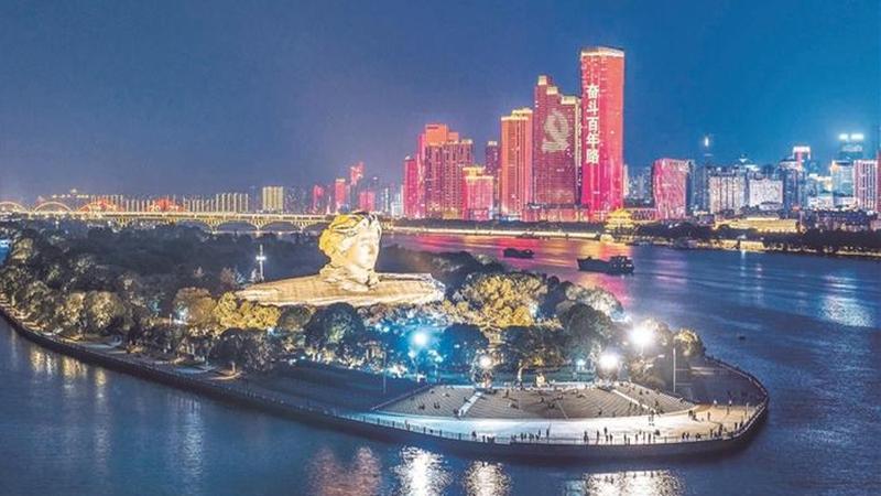 与粤港澳大湾区产业深度合作,长沙开启新征程