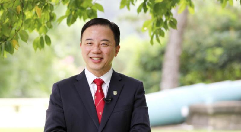香港大学校长张翔:港大有责任和信心为国家发展作出贡献