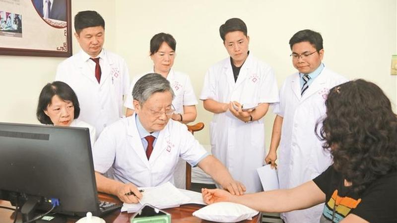 北中医深圳医院推动重点专科建设打造东部中医药医疗高地