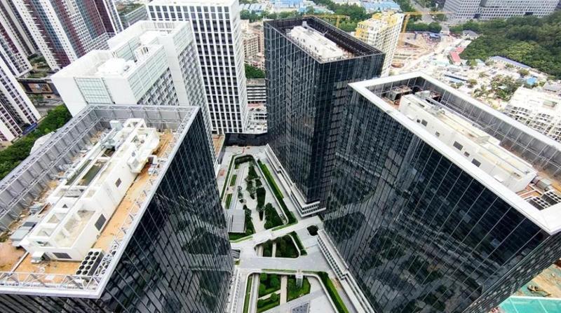 南山又一地标性建筑!已入驻4家上市企业,提供8.8万平方米总部用房
