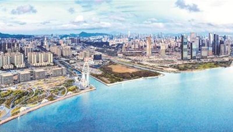 2022年前深圳都市圈开工建设城际铁路将达10个