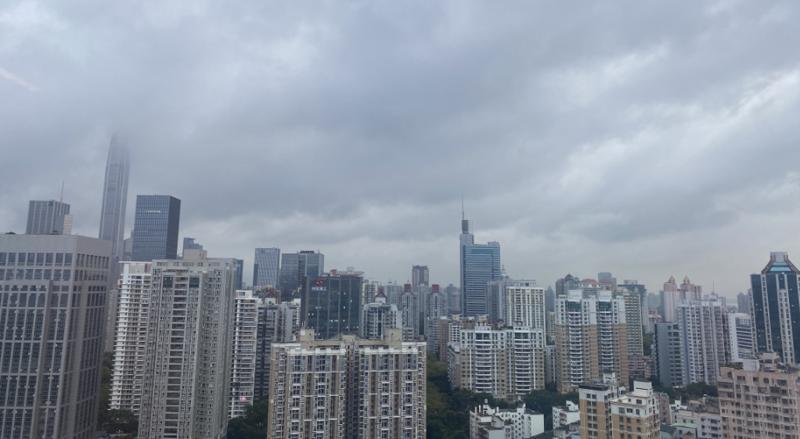 @深圳人,添衣服啦!下半年最强冷空气周末来袭,最低气温降至20℃