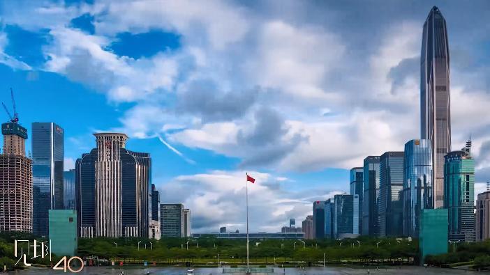 """突破极值!强风暴雨来袭,市区不再""""看海"""",深圳怎么做到的?"""