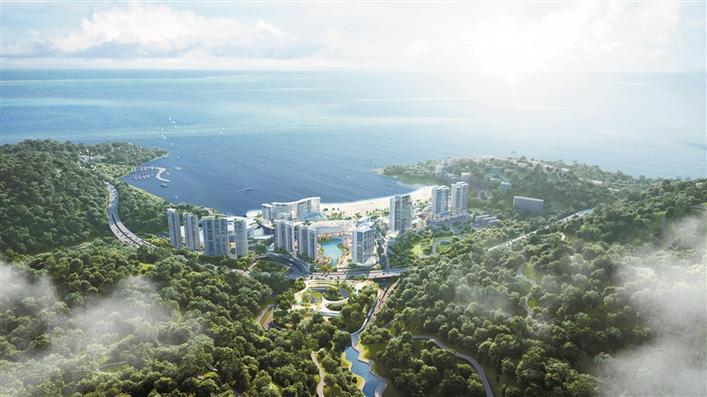 今起全面关闭改造,预计2025年重新开放 小梅沙度假村:期待美丽重逢