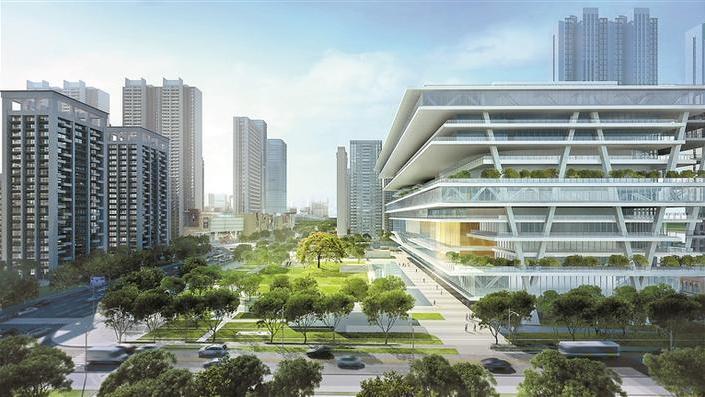 宝安工人文化宫开建 总投资17.53亿元,预计2024年底建成投用