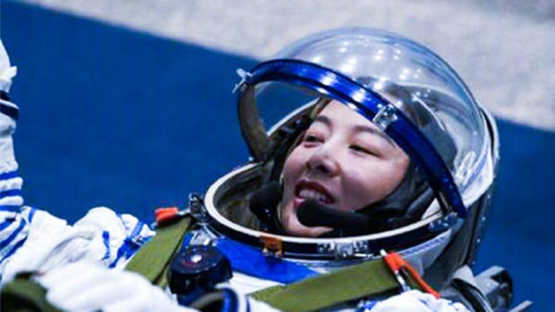 女航天员上太空有啥不一样?这些优势不可替代